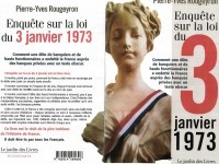LOI DU 3 JANVIER 1973 : BOMBE À RETARDEMENT (Jean Goychman)