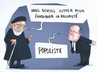 « LE POPULISME » ou LE REJET DU PEUPLE PAR LES ÉLITES (Michel Houellebecq)