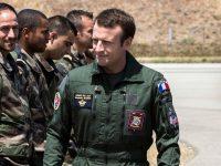L'ARMEE de l'ESPACE (modèle Sarkozy modifié Macron) (L'Imprécateur)