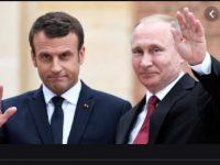 Macron piégé à Brégançon (L'Imprécateur)
