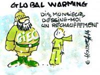 LE «RECHAUFFEMENT CLIMATIQUE» DANS LA CONSTITUTION ? (1) (Jean Goychman)