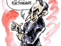 «REACTIONNAIRE» : EST-CE UNE INJURE ? (Eric de Verdelhan)