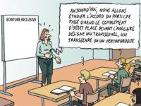 DEFENSE DE LA LANGUE FRANCAISE (Marc Le Stahler)