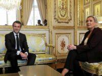 Y a-t-il un pacte inavouable entre Emmanuel Macron et Marine Le Pen pour paralyser la République ? (Edouard Husson)