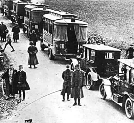 LA BATAILLE DE LA MARNE – 5 au 12 septembre 1914 (Eric de Verdelhan)